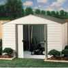 sheds & outdoor Storage: Arrow Sheds - Vinyl Milford 10' x 12'