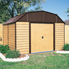Storage Sheds: Arrow Sheds - Woodhaven 10' x 14'
