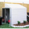 Storage Sheds: Arrow Sheds - Yardsaver 4'x10'
