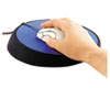 mouse pads and wrist rests: Allsop® Wrist Aid Ergonomic Mouse Pad