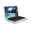 mouse pads and wrist rests: Allsop® Travel Notebook Optical Mouse Pad