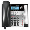 Ring Panel Link Filters Economy: AT&T® Corded Four-Line Expandable Business Phone System