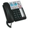 Ring Panel Link Filters Economy: AT&T® ML17939 Two-Line Speakerphone with Caller ID and Digital Answering System