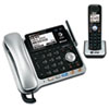 Ring Panel Link Filters Economy: AT&T® TL86109 Two-Line DECT 6.0 Phone System with Bluetooth® and Digital Answering System
