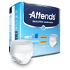 incontinence: Attends - Absorbent Underwear Attends Pull On Bariatric Disposable Heavy Absorbency