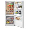 Avanti Avanti Bottom Mounted Frost-Free Freezer/Refrigerator AVA FFBM102D0W