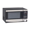 microwave and toaster ovens: Avanti 0.7 Cubic Foot Capacity Microwave Oven