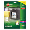 Avery Avery® Durable Self-Laminating ID Labels AVE 00755
