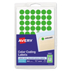 avery: Avery® Removable Self-Adhesive Round Color-Coding Labels