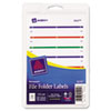 Avery Avery® Print or Write File Folder Labels AVE 05215