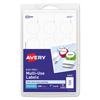 Avery Avery® Removable Self-Adhesive Multi-Use ID Labels AVE 05410