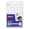 Avery Avery® Print or Write Removable Multi-Use Labels AVE 05418