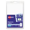 Avery Avery® Removable Self-Adhesive Multi-Use ID Labels AVE 05454