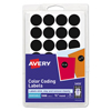 Avery Avery® Print or Write Removable Color-Coding Labels AVE 05459