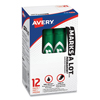 Avery Avery® Marks-A-Lot® Regular Chisel Tip Permanent Marker AVE 07885