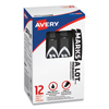 Avery Avery® Marks-A-Lot® Regular Chisel Tip Permanent Marker AVE 07888