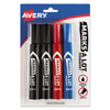 markers: Avery® Marks-A-Lot® Regular Chisel Tip Permanent Marker