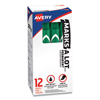 markers: Avery® Marks-A-Lot® Large Chisel Tip Permanent Marker