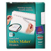 Avery Avery® Index Maker® Label Dividers AVE11429