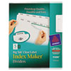 Avery Avery® Big Tab™ Index Maker® AVE11490