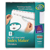 Avery Avery® Big Tab™ Index Maker® AVE11493