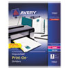 Avery Avery® Print-On™ Dividers AVE 11553