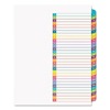 Avery Avery® Ready Index® Customizable Table of Contents Multicolor Dividers AVE 11846