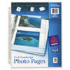 Ring Panel Link Filters Economy: Avery® Photo Pages