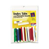 Avery Avery® Self-Adhesive Plastic Tabs with Printable Inserts AVE 16239