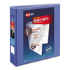 Avery Avery® Heavy-Duty View Binder with DuraHinge™ and Locking One Touch EZD® Rings AVE 17597