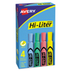 Writing Supplies: Avery® Desk Style HI-LITER®