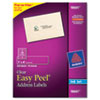 Labels Stickers Seals Stickers: Avery® Easy Peel® Mailing Labels
