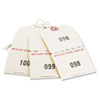Avery Avery® Duplicate Strung Auto Park Tags AVE 18670