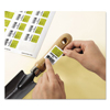 Avery Avery® Rectangle Removable Durable TrueBlock® Labels AVE 22828