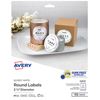 Avery Avery® Print-to-the-Edge Round Labels AVE 22830