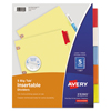 Avery Avery® WorkSaver® Big Tab™ Paper Dividers AVE 23280
