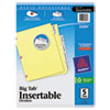 Avery Avery® WorkSaver® Big Tab™ Paper Dividers AVE 23281
