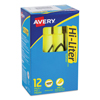 Diabetes Syringes Pen Needles: Avery® Desk Style HI-LITER®