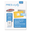 Avery PRES-a-ply® Labels AVE 30608