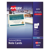 Avery Avery® Textured Note Cards with Envelopes AVE 3379