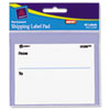 Avery Avery® Permanent Label Pads AVE 45280