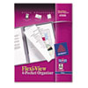 Avery Avery® Flexi-View 6-Pocket Organizer AVE 47696