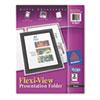 Avery Avery® Flexi-View 2-Pocket Folders AVE 47847