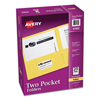 Avery Avery® 2-Pocket Folders AVE 47992
