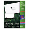 Avery Avery® EcoFriendly File Folder Labels AVE 48263