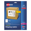 Avery Avery® Shipping Labels with TrueBlock™ Technology AVE 5265