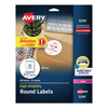Avery Avery® High-Visibility Labels AVE 5294
