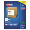 Avery Avery® Copier Mailing Labels AVE 5353