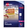 Avery Avery® Postcards AVE 5389