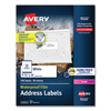 Avery Avery® WeatherProof™ Durable Labels AVE 5522